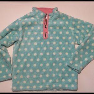 Hanna Andersson Marshmallow Pullover Fleece 150 12